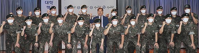 우석대학교 153학군단, 하계 전투지휘자 훈련 돌입