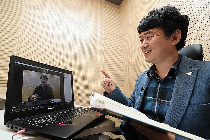우석대학교, 개강 후 2주일간 실시간 온라인 수업 진행