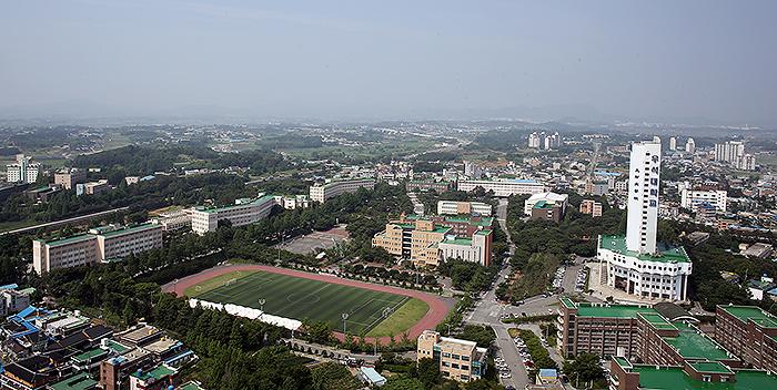 자료사진_우석대학교 전주캠퍼스